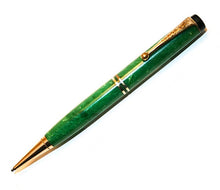Load image into Gallery viewer, Parker Junior Duofold  Streamline,  Green