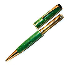 Load image into Gallery viewer, Parker Senior Duofold Streamline, Green