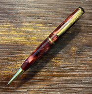Burnham 1.1mm, Red & Black