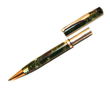 Load image into Gallery viewer, Eversharp 1.1mm, Green & Black Marble