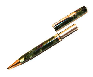 Eversharp 1.1mm, Green & Black Marble