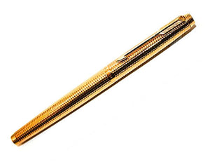 Parker 75 Gold, Deep Etch Pattern