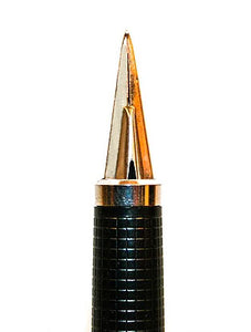 Parker 180 Gold, Thin lined GP Pattern, Fountain pen