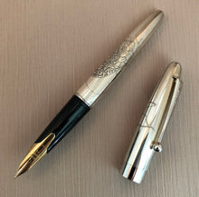 Load image into Gallery viewer, Pilot Namiki Sterling Silver Hawk