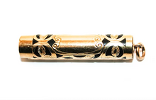 Load image into Gallery viewer, Conklin Crescent fill, Ladies Gold Plated filigree