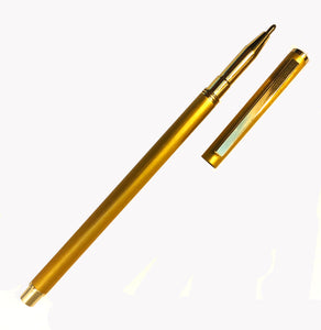 Gold Electroplated Thin Ballpoint
