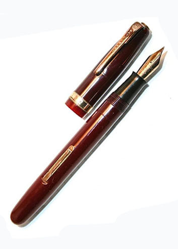 Waterman Medalist, Burgundy
