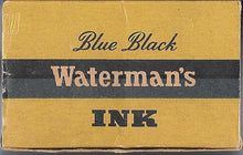 Load image into Gallery viewer, Ink bottle, Waterman, 2oz.