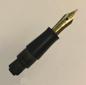 Warranted 14kt., nib & Section, Medium