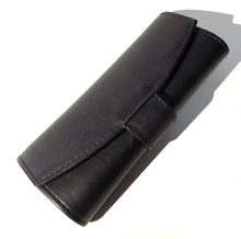 Load image into Gallery viewer, Pen Case, Leather, Double