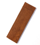 Pen Case,  Brown, Single
