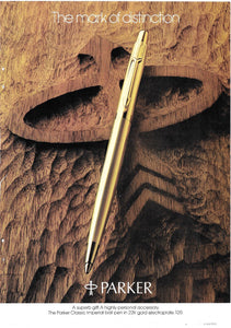 Parker 75, Classic Imperial Ballpoint, copr. 1977