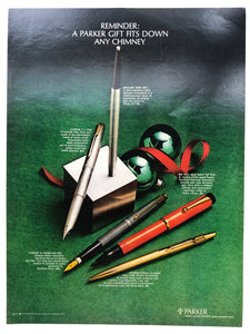Vintage Magazine Advertising : Christmas Gifts