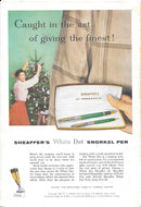 National Geographic Advertising, Sheaffer's White Dot, Sentinel Ensemble