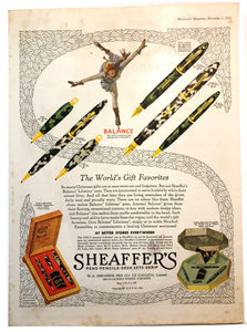 Sheaffer Half-Balance