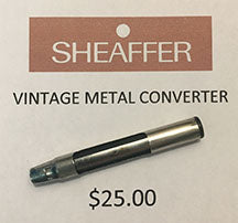 Load image into Gallery viewer, Sheaffer NoNonsense, Red Transparent with Chrome trim