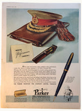 Load image into Gallery viewer, Vintage Magazine Advertising ; Parker Vacumatic