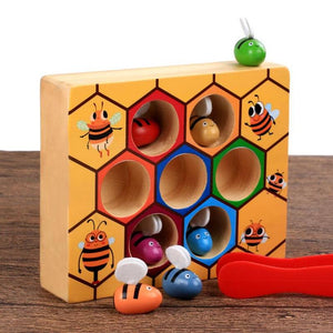 Worker Bee Hive Game