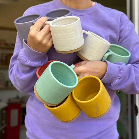 Cozy Color Mug Pairs