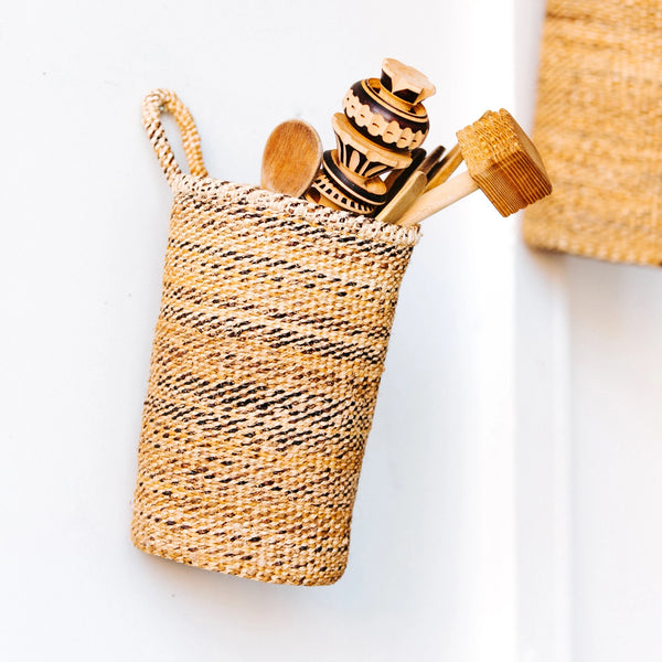 Amsha Hanging Storage Basket