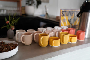 WORKSHOP: Mug Design + Glaze
