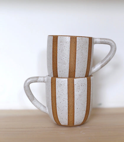 Color Band Mug