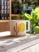 Load image into Gallery viewer, Cactus Sunrise Mugs (Ready to ship +PRE-ORDER)