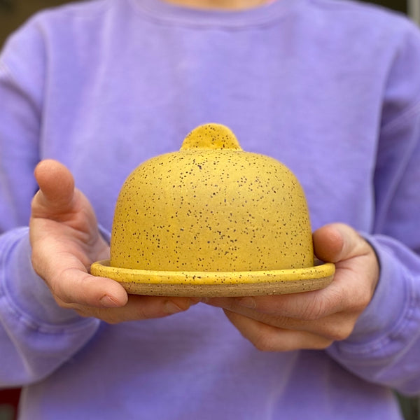 PRE-ORDER R1: Butter Dish-Solid Colors