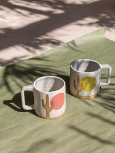 Cactus Sunrise Mugs (Ready to ship +PRE-ORDER)