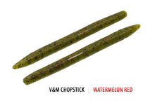 Load image into Gallery viewer, V&M SOFT PLASTIC BAITS-CHOPSTICK