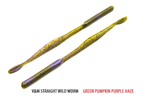 V&M WILD THANG SERIES STRAIGHT WILD WORM