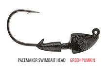 Load image into Gallery viewer, PACEMAKER SWIMBAIT HEAD