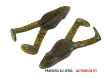 Load image into Gallery viewer, V&M BAYOU BULLFROG