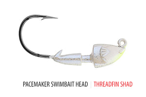 PACEMAKER SWIMBAIT HEAD