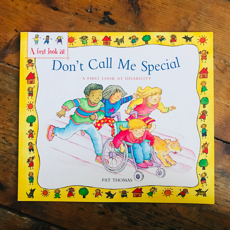 Don't Call Me Special | Pat Thomas