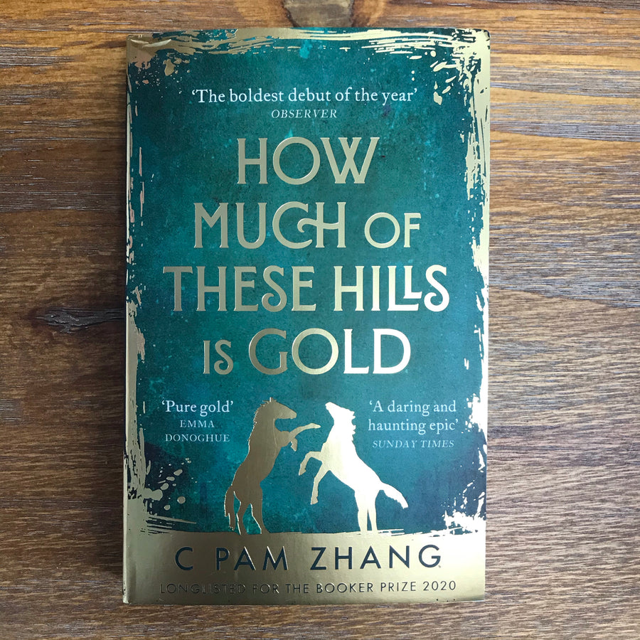 How Much Of These Hills Is Gold | C. Pam Zhang
