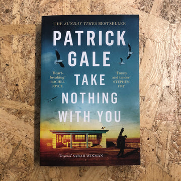 Take Nothing With You | Patrick Gale