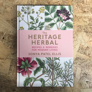 The Heritage Herbal | Sonya Patel Ellis