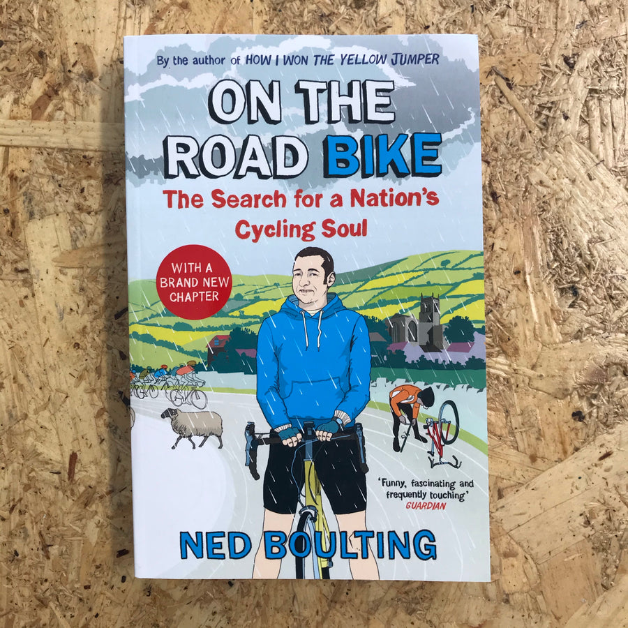 On The Road Bike | Ned Boulting