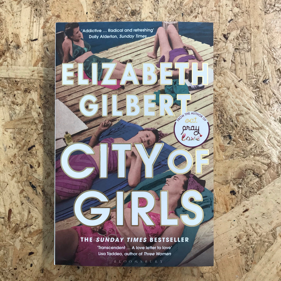 City Of Girls | Elizabeth Gilbert