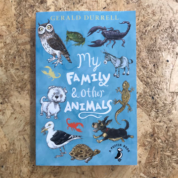 My Family & Other Animals | Gerald Durrell
