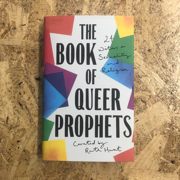 The Book Of Queer Prophets | Ruth Hunt