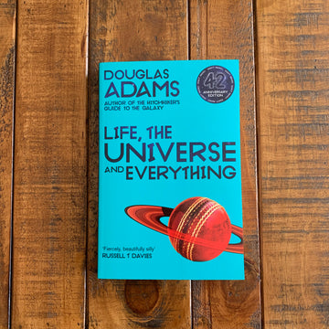 Life, The Universe and Everything | Douglas Adams