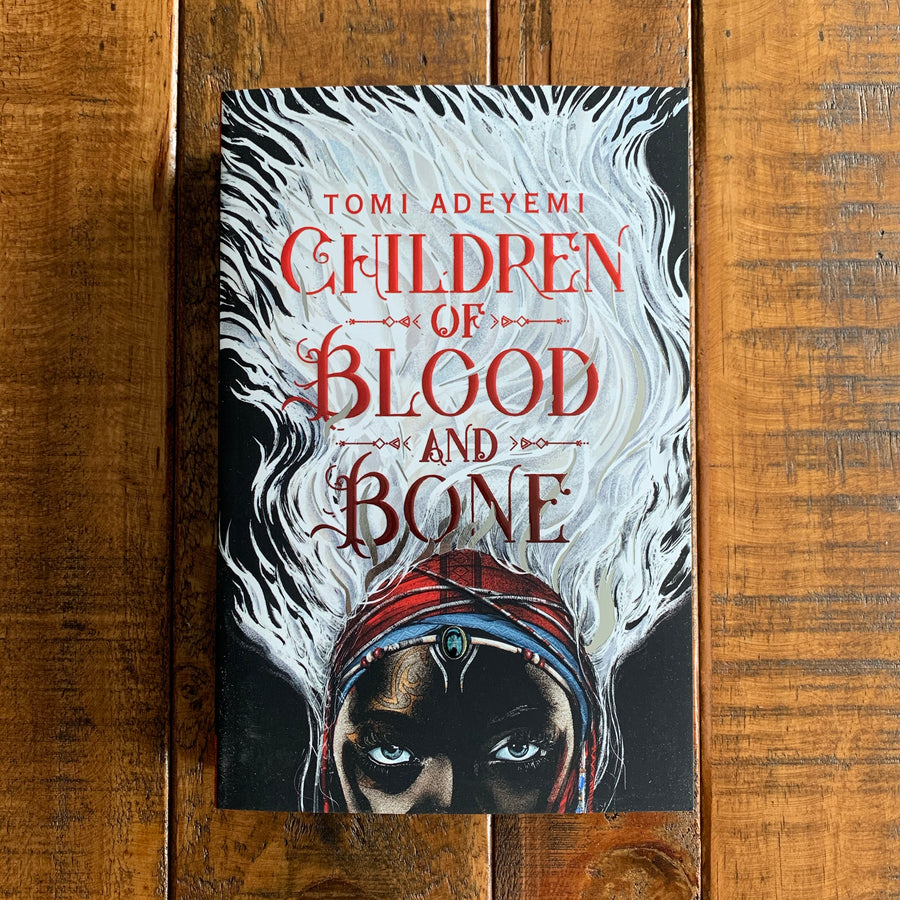 Children of Blood and Bone | Tomi Adeyemi