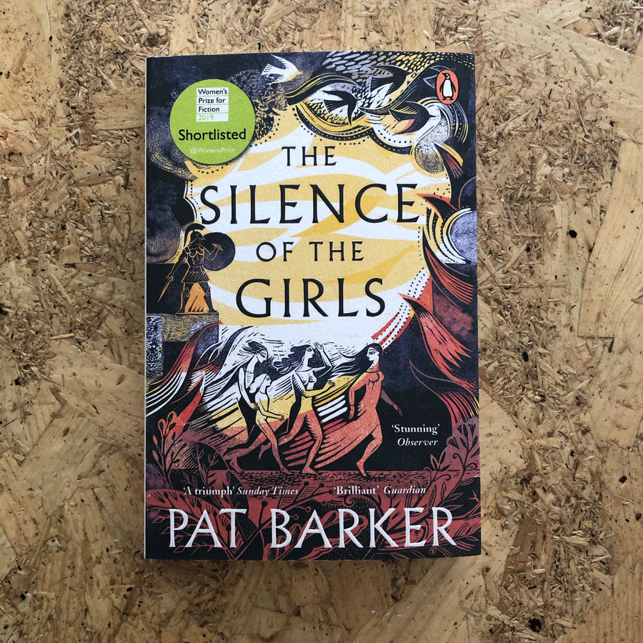 The Silence Of The Girls | Pat Barker