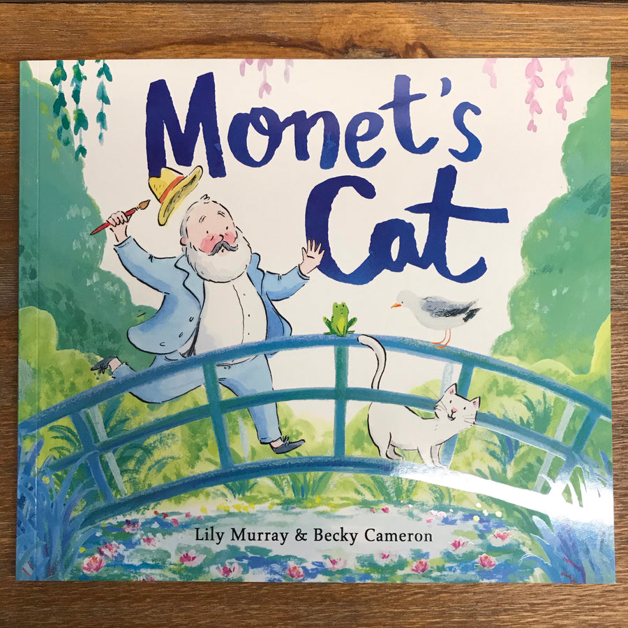 Monet's Cat | Lily Murray & Becky Cameron