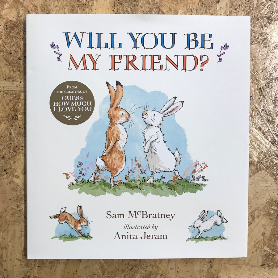 Will You Be My Friend? | Sam McBratney