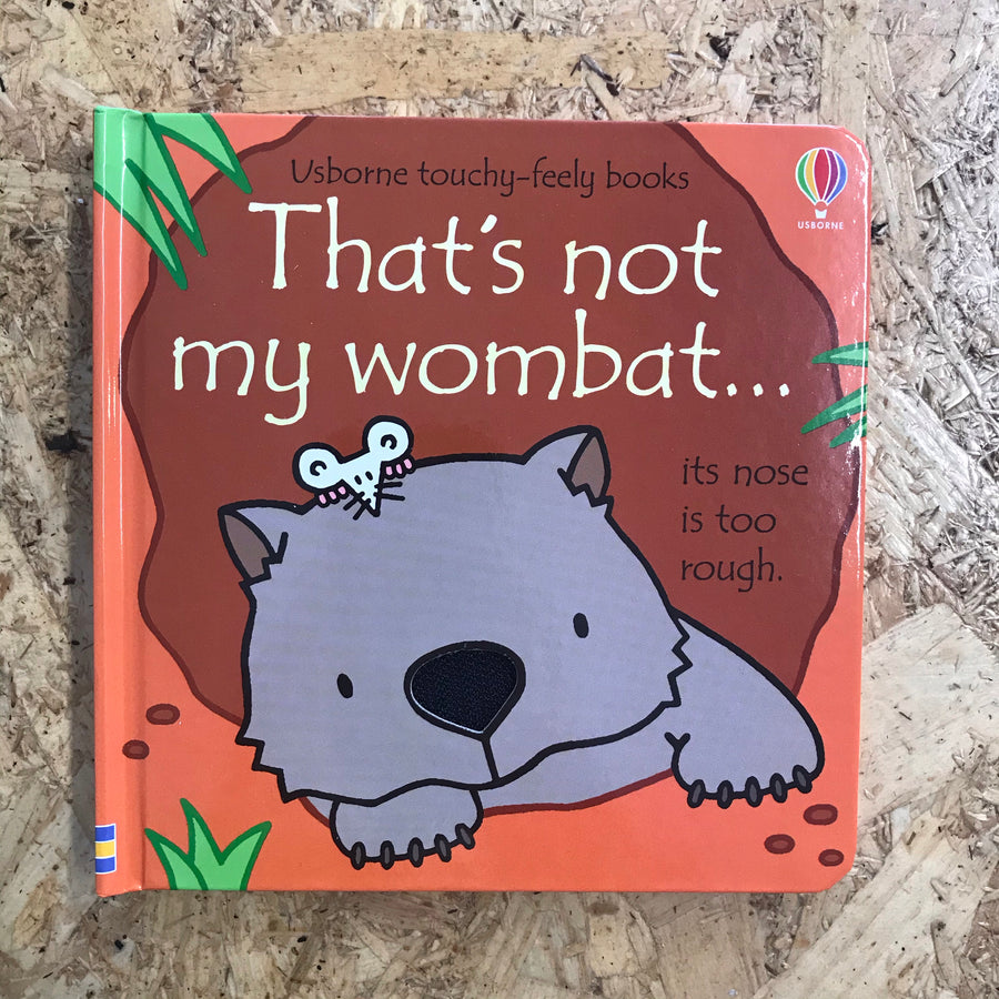 That's Not My Wombat | Rachel Wells