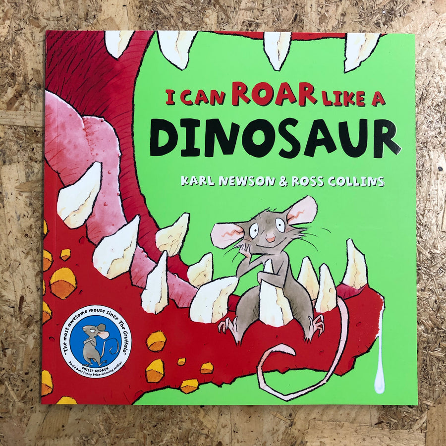 I Can Roar Like A Dinosaur | Karl Newson