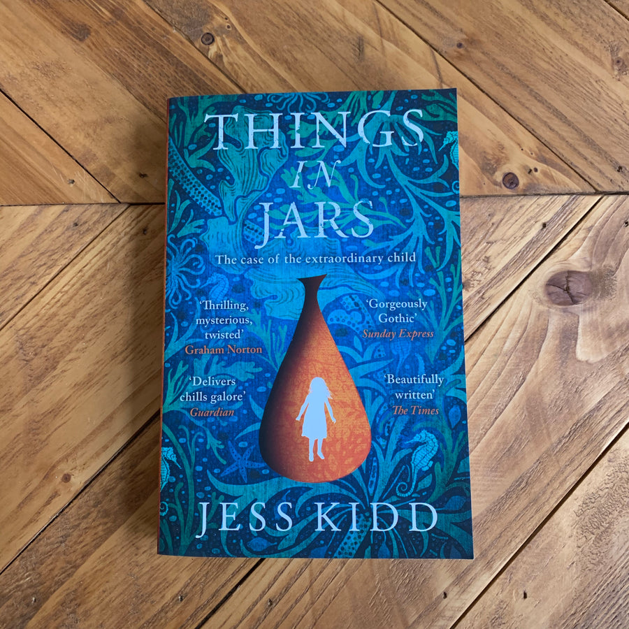 Things in Jars | Jess Kidd